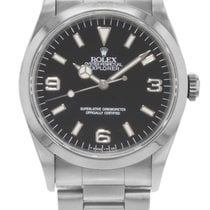 Rolex Explorer 14270 Stainless Steel Automatic Men's Watch...
