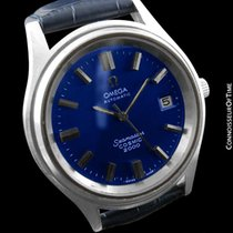 Omega 1970's Seamaster Cosmic 2000 Vintage Retro Mens Dive Watch,