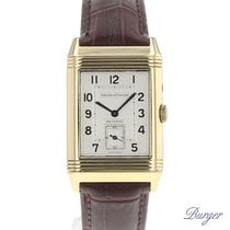 Jaeger-LeCoultre Reverso Duoface Night & Day Yellow Gold