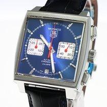 TAG Heuer Monaco Calibre 12 Steve McQueen sapphire glass