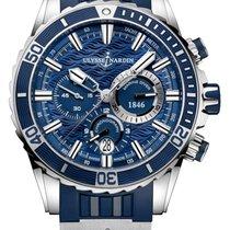 Ulysse Nardin Diver Chronograph Blue
