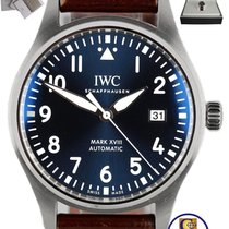 IWC 2017 IWC Pilot Midnight Mark XVIII 40mm Le Petit Prince...