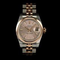 Rolex Lady-Datejust Gold/Steel 26mm Pink United Kingdom, London