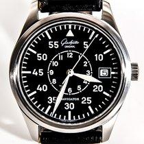 Glashütte Original Senator Navigator Date Automatic - Box &...
