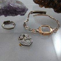 Rolex Original Rolex Art Deco Damen-uhr Ersatzteilträger Defekt