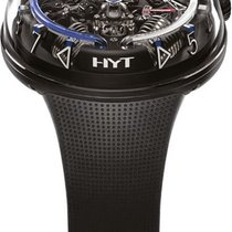 HYT H20 Black DLC Blue Limited Edition