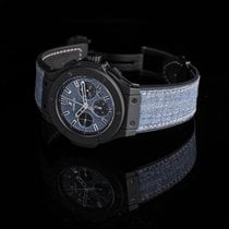 Hublot Ceramic Automatic Blue 44mm new Big Bang Jeans