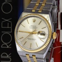 Rolex Datejust Oysterquartz 18k Yellow Gold & Stainless Steel...
