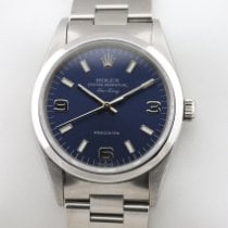 Rolex Air King Precision 14000 Explorer 3,6,9 Dial 1996 gebraucht