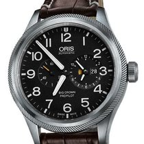 Oris Big Crown ProPilot Worldtimer 01 690 7735 4164-07 1 22 72FC new