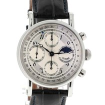 Chronoswiss Acier 38mm Remontage automatique Lunar occasion