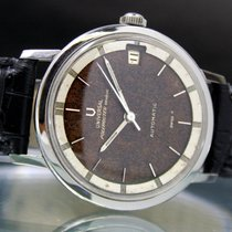Universal Genève Steel 34mm Automatic Microtor pre-owned United States of America, Utah, Draper
