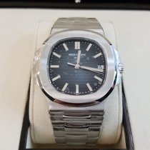 Patek Philippe 40mm Automatic 2019 new Nautilus Blue