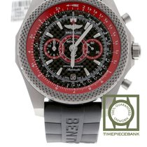 Breitling Bentley Supersports Titan 49mm Schwarz