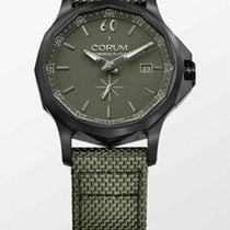 Corum Admiral's Cup Legend 42 new Automatic Watch with original box and original papers 395.107.98/0617 AV1