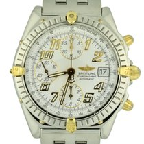 Breitling Blackbird Gold/Steel 40mm White Arabic numerals United States of America, Georgia, Atlanta