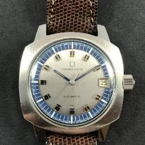 Universal Genève Steel 36 (40 with crown)mm Automatic Polerouter pre-owned United States of America, Florida, Miami
