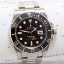 Rolex 116610LN Steel 2018 Submariner Date pre-owned United Kingdom, Macclesfield