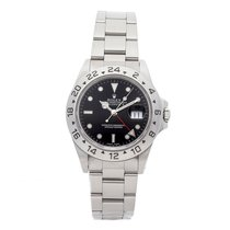 Rolex Explorer II Steel 40mm Black No numerals United States of America, Pennsylvania, Bala Cynwyd