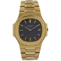 Patek Philippe Nautilus Yellow gold 27mm Black United States of America, New York, New York