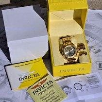 Invicta Gult gull Automatisk 44mm ny