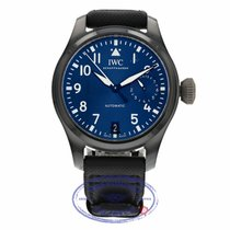 IWC Big Pilot Top Gun Ceramic 46mmmm Blue