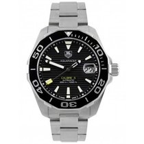 TAG Heuer Aquaracer 300M Steel 41mm Black