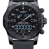Breitling Exospace B55 Connected VB5510H1/BE45 Nagyon jó Titán 46mm Kvarc