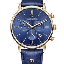 Maurice Lacroix Eliros Steel 40mm Blue Roman numerals