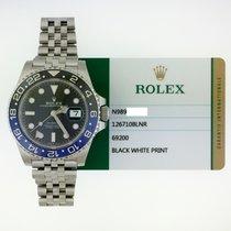 Rolex 126710BLNR Zeljezo GMT-Master II 40mm rabljen