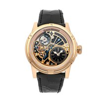 Louis Moinet Rose gold 44mm Automatic LM-50.50.50 pre-owned