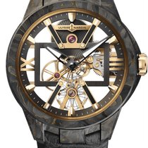 Ulysse Nardin Carbon Manual winding Transparent 42mm new Executive