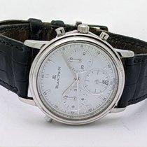 Blancpain Villeret 1186-3427-55 Very good Platinum 34mm Automatic