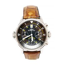 JeanRichard Steel 40mm Automatic 25022 pre-owned