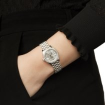 Rolex Platino Automático Madreperla usados Lady-Datejust
