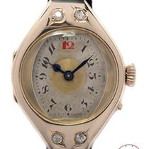 Swiss Ladies Wristwatch Tonneau