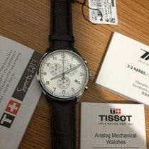 Tissot Aço 45mm Quartzo T116.617.16.037.00 novo Portugal, leiria