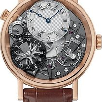 Breguet Tradition 7067BR/G1/9W6 New Rose gold 40mm Manual winding