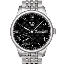 Tissot Steel 39mm Automatic T006.424.11.053.00 new