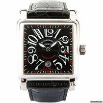 Franck Muller Conquistador Cortez White gold 45mm United Kingdom, Wilmslow