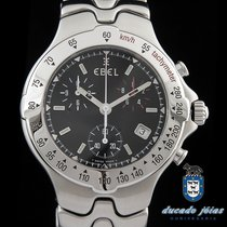 Ebel Steel 39mm Quartz E9251643 pre-owned