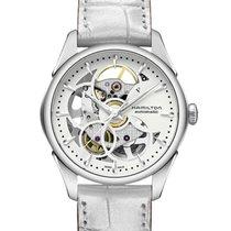 Hamilton Ladies H32405811 Jazzmaster Viewmatic Watch
