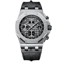 Audemars Piguet Royal Oak Offshore Chronograph 26470ST.OO.A104CR.01 2019 nov