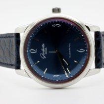 Glashütte Original 1-39-52-06-02-04 Steel 2019 Sixties 39mm new