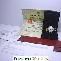 Patek Philippe Hunter Pocket Watch ref 885 Box & Papers