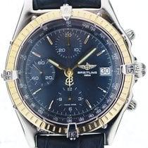 Breitling Chronomat acc-oro art. Br07