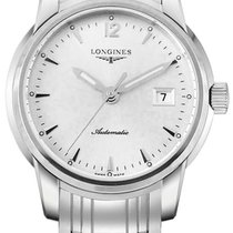 Longines Saint-Imier Steel 30mm Silver United States of America, New York, Airmont