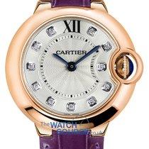 Cartier Ballon Bleu 28mm new Quartz Watch with original box