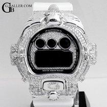 Casio Silver Quartz 53mm new G-Shock