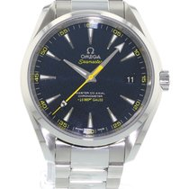 Omega Seamaster 231.10.42.21.03.004 Watch with Stainless Steel...